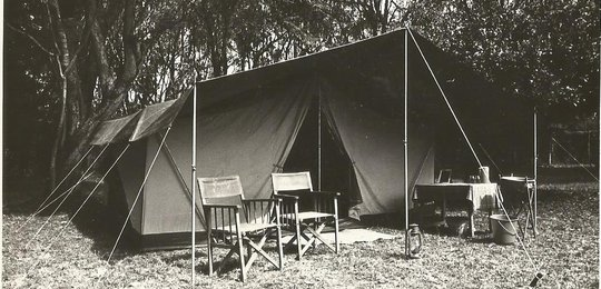 Old style tents